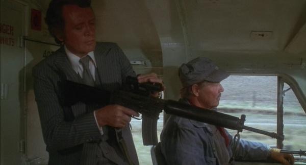 Silver Streak Internet Movie Firearms Database Guns In