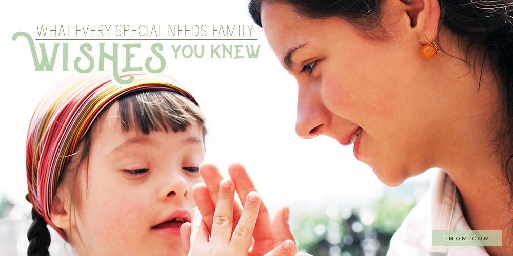 What every special needs family wishes you knew imom, i love my mom coloring pages