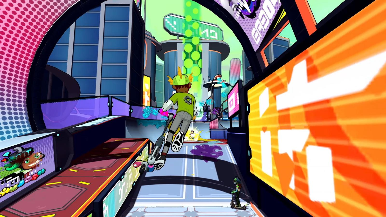 Crayola Scoot  Everything you need to know    iMore     Hawk Pro Skater got together with Crayola and Nintendo s Splatoon team  and decided to make a kids  game for Nintendo Switch  Crayola Scoot   apparently