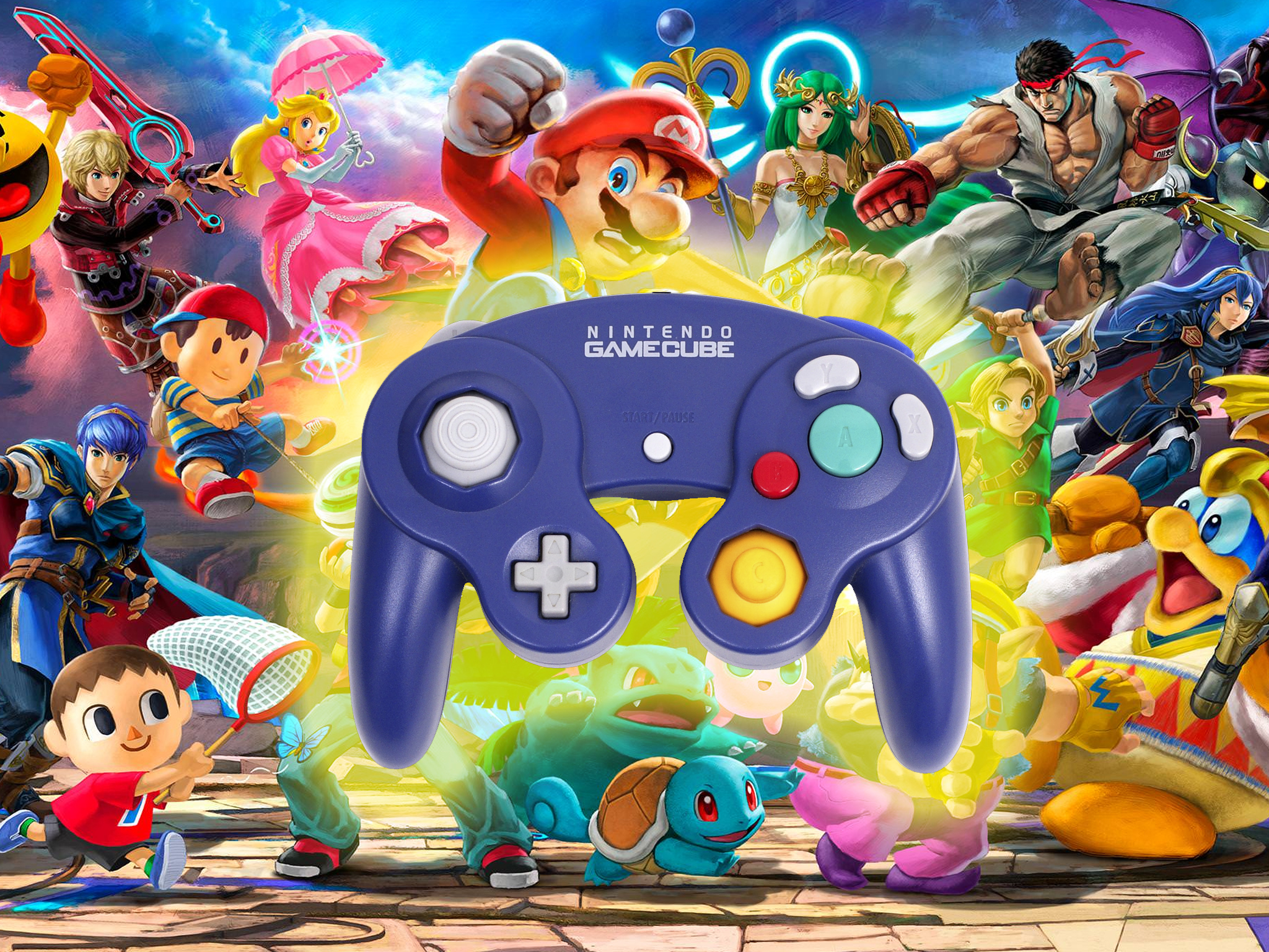 Best Nintendo Switch controllers for Super Smash Bros  Ultimate   iMore Super Smash Bros  Ultimate is thundering toward its release on Nintendo  Switch this coming December  As Switch owners are getting all hyped up for  the day