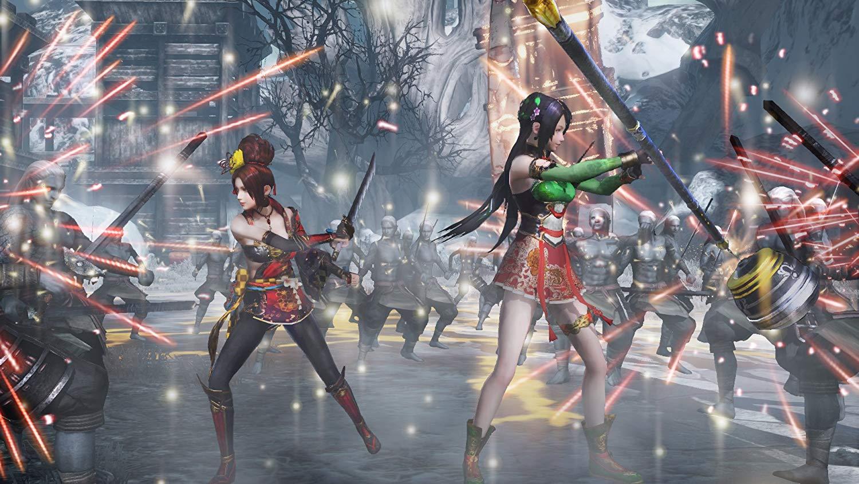Female Warriors Characters Dynasty
