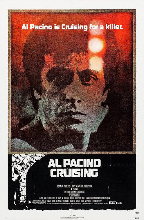 Cruising Movie Poster Imp Awards