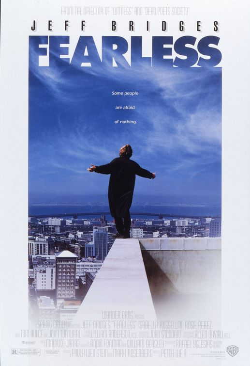 Fearless Movie Poster 1 Of 2 Imp Awards