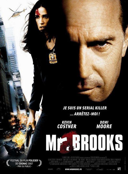 Mr Brooks Movie Poster 5 Of 9 Imp Awards
