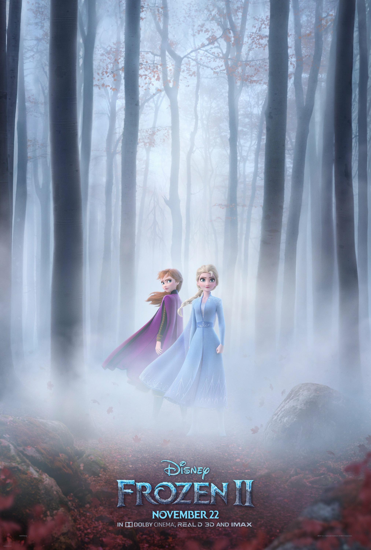 Frozen 2 3 Of 31 Mega Sized Movie Poster Image Imp