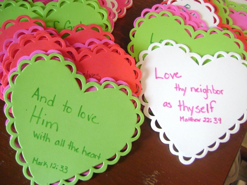Conversation Religious Hearts