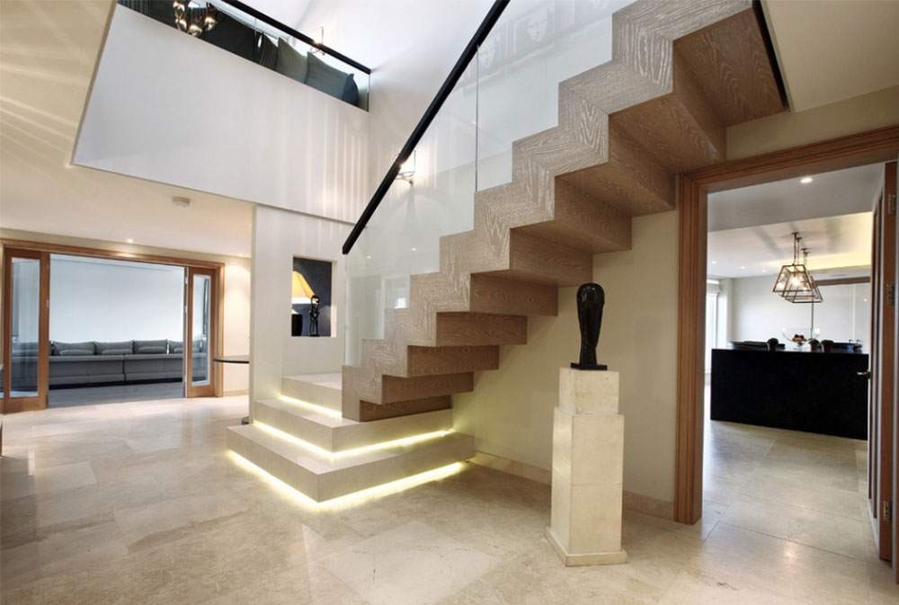Stairs Designs That Will Amaze And Inspire You 55 Pictures   Stairs Design In Lobby   Wooden   Round   Glass   Residential   Duplex