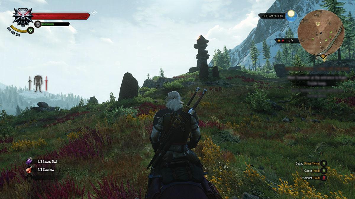 Witcher 3 Fresh Start