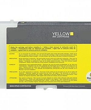 CARTUCCIA COMPATIBILE GIALLO PER EPSON BUSINESS T6164