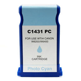 CARTUCCIA COMPATIBILE PHOTO CIANO CANON SERIE BCI-1431PC