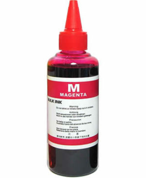 Inchiostro Dye Base ProPart compatibile epson magenta specifico 100 ml - Palermo