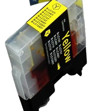 brt1280y1426231750 1 300x366 - CARTUCCIA COMPATIBILE BROTHER GIALLO SERIE LC-1280XLY - Palermo