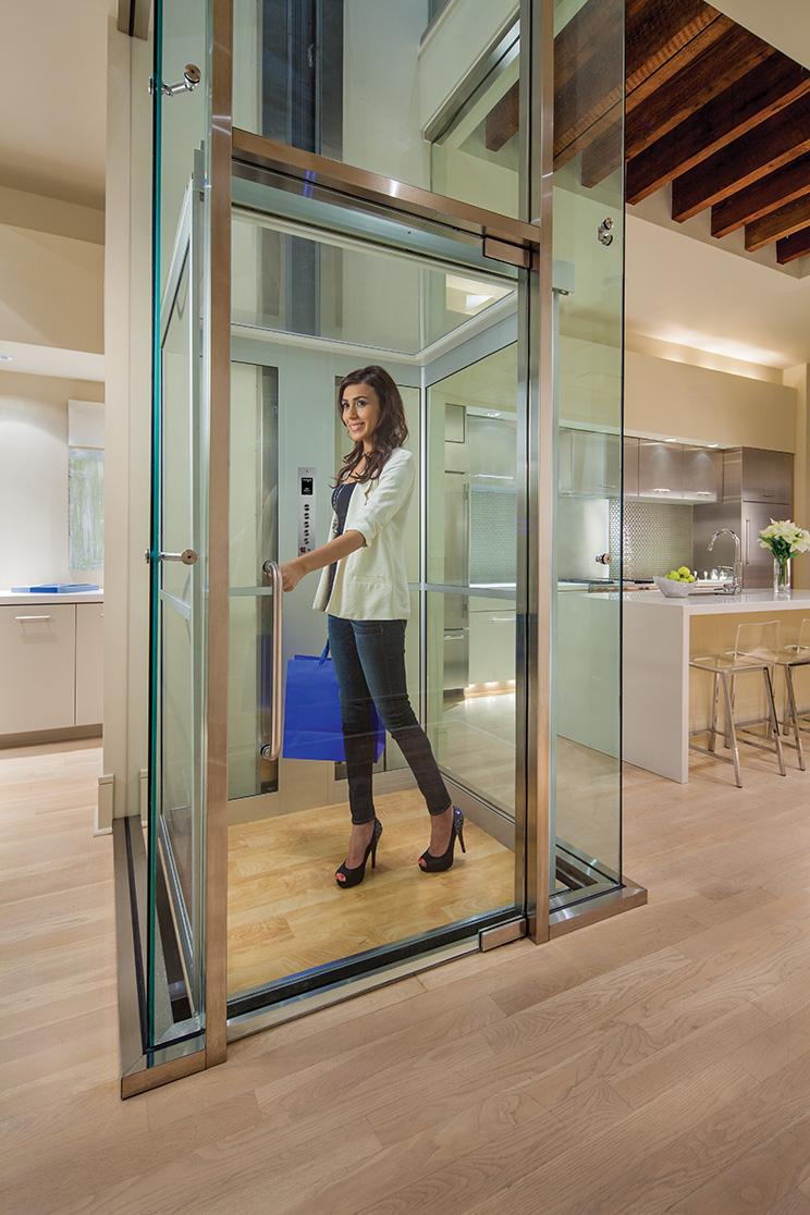 Best Kitchen Gallery: Home Elevators Residential Elevators Elevators For Homes of Home Elevator Design  on rachelxblog.com
