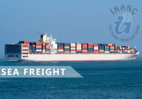 SEA FREIGHT     INANC LOGISTIC sea