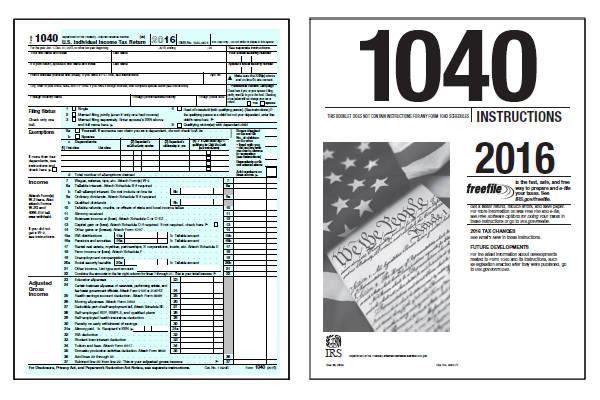 Easy Tax Return Form