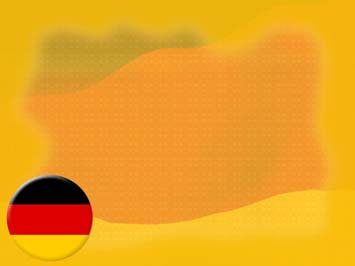 Germany Flag 06 Powerpoint Template