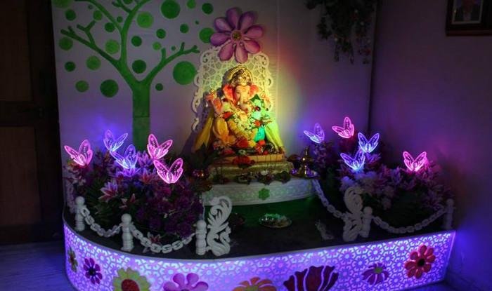 Home Decoration Ideas For Ganesh Chaturthi