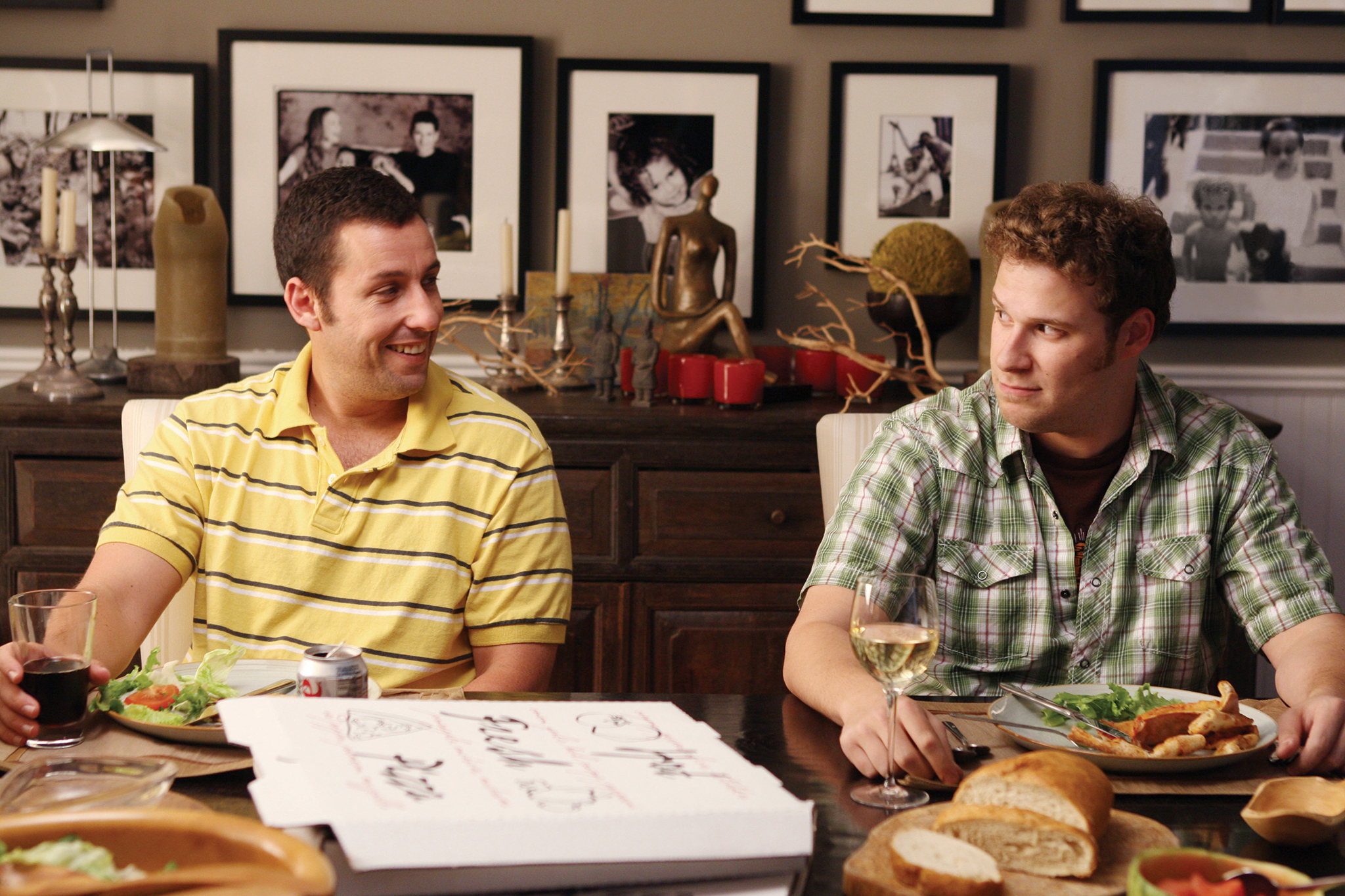 Image of: Fails funny People Is An Underrated Masterpiece And Adam Sandlers Latest Misfires Make It Even Better Lefunnynet Funny People Is Adam Sandler And Judd Apatows Underrated