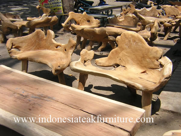 Teak Wood Garden Furniture From Indonesia 10 Teak Root