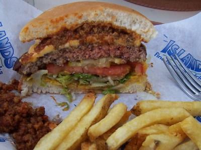 Nibbles of Tidbits, a Food BlogIsland's Burger Archives ...