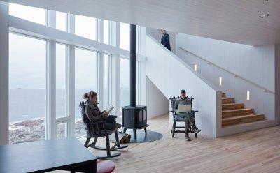 Furniture for Fogo Island Inn - Work | Ineke Hans Studio