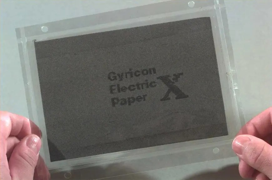 Paper Gryicon Electronic