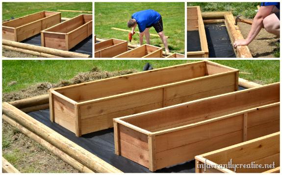 Above Ground Garden Box Kits