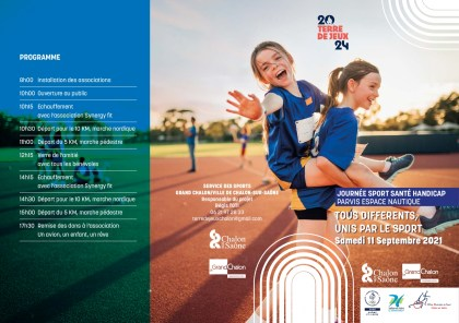 Chalon-sur-Saône: Attend in big numbers to the Sport Well being Handicap day on Saturday, September 11