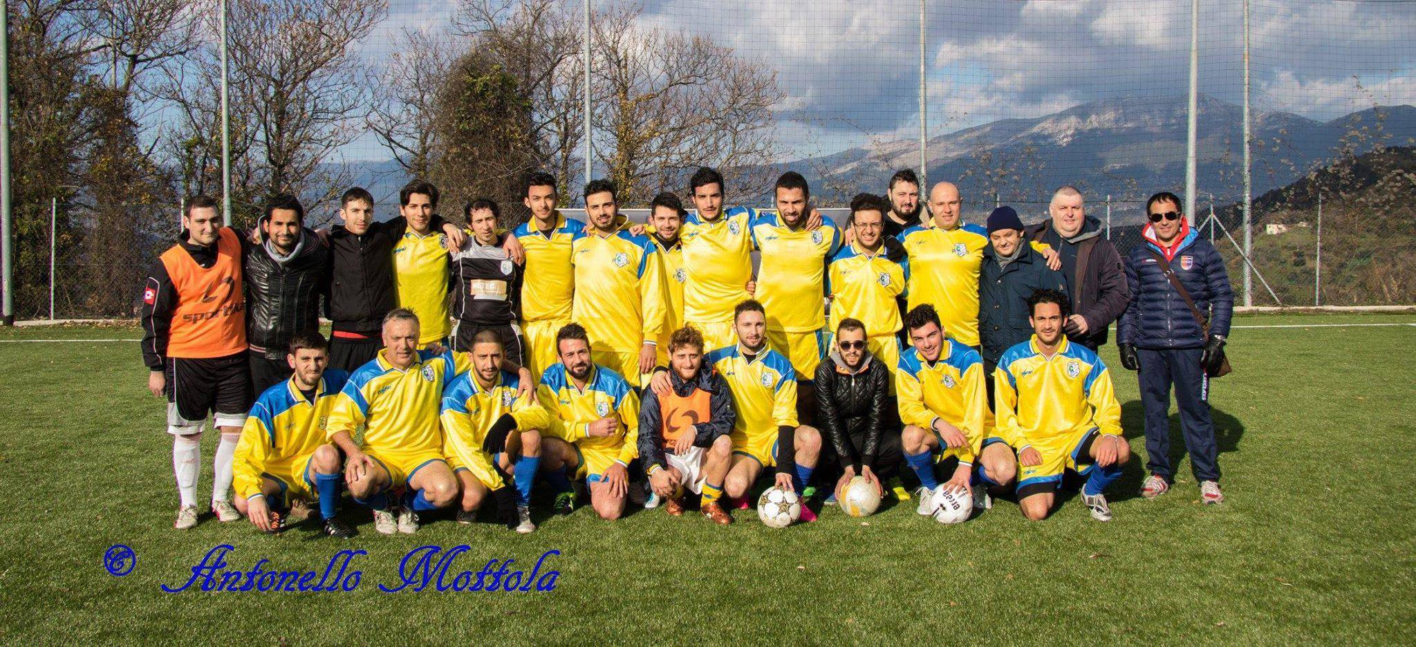 Terza Categoria (Gir.E): Impresa del Cilento Calcio in vista dei playoff