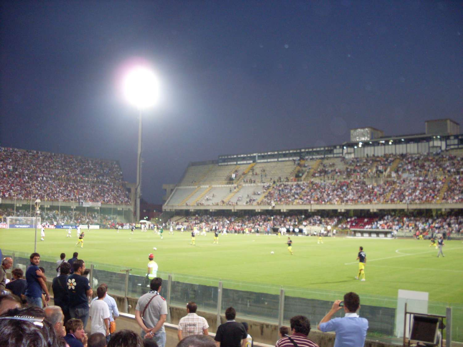 Serie B: solo un pari per la Salernitana nel monday night