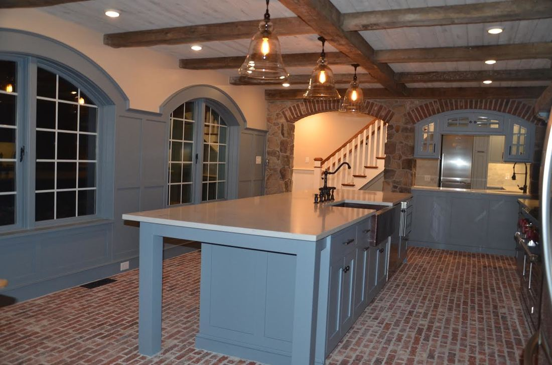 Custom Pa Lancaster Kitchens
