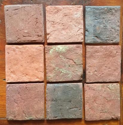 Cobble   Inglenook Brick Tiles   Brick Pavers   Thin Brick Tile     Loose cobble tiles in a variety of finishes  Paver cobblestone tiles