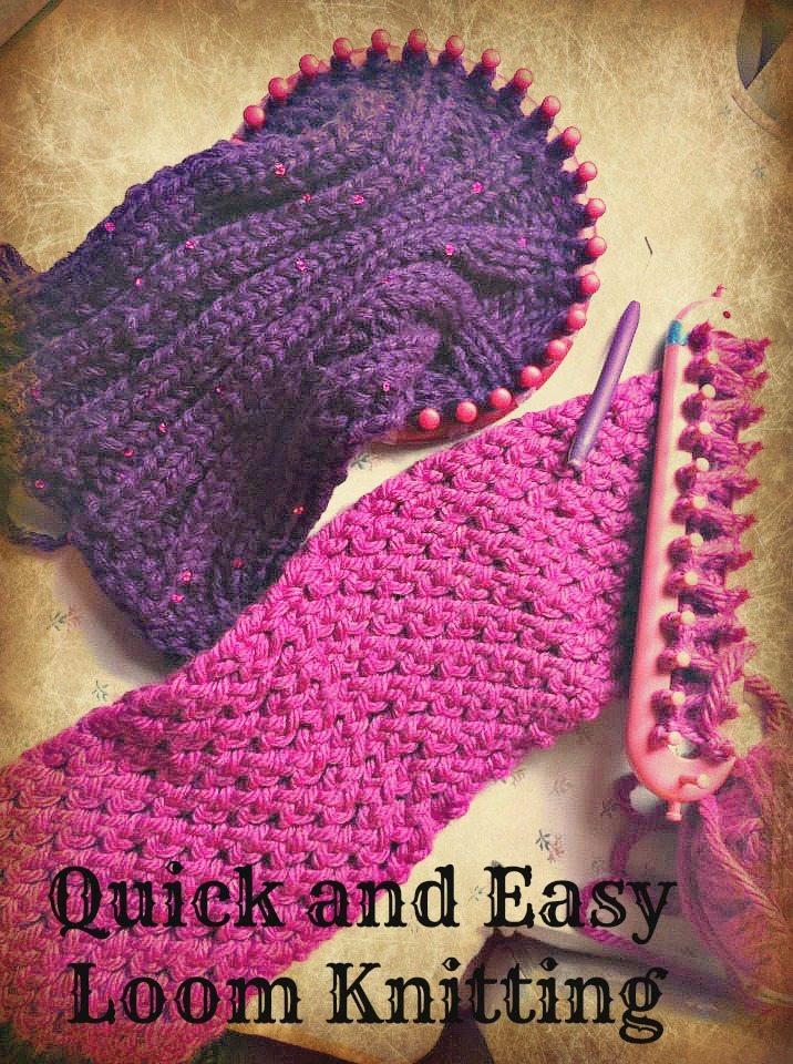 Knitting Loom Patterns Beginners