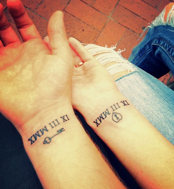 101 Best Couple Tattoo Designs that will keep your Love ...