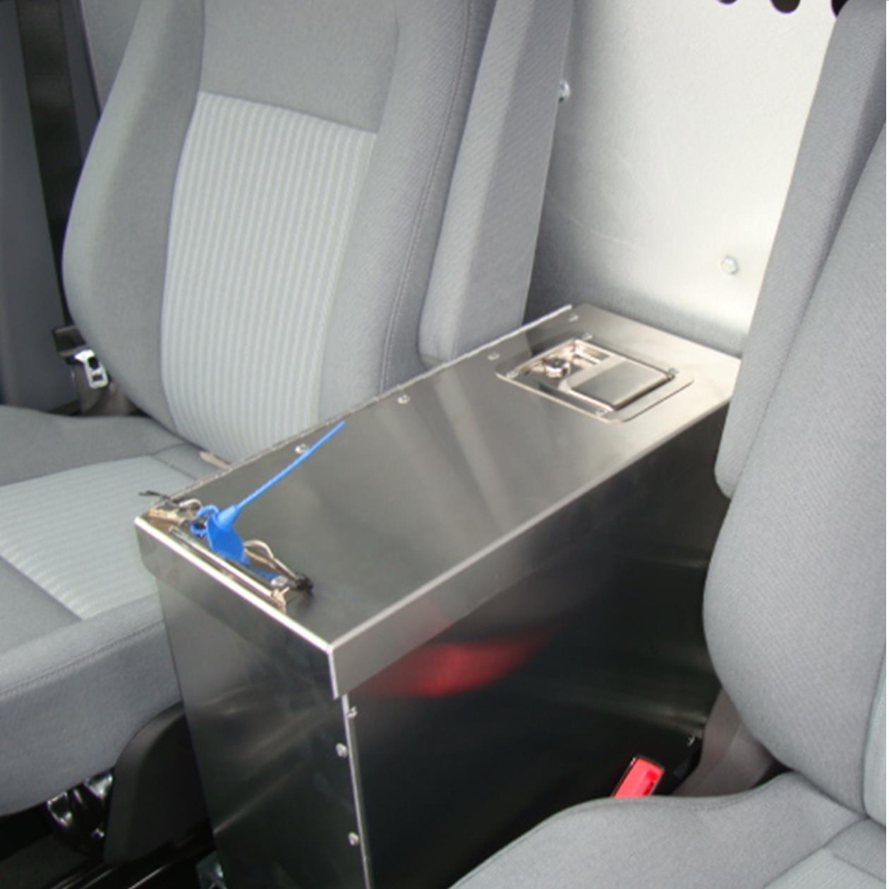 Ranger Design Aluminum Small Van Cab Organizer Fits Ford
