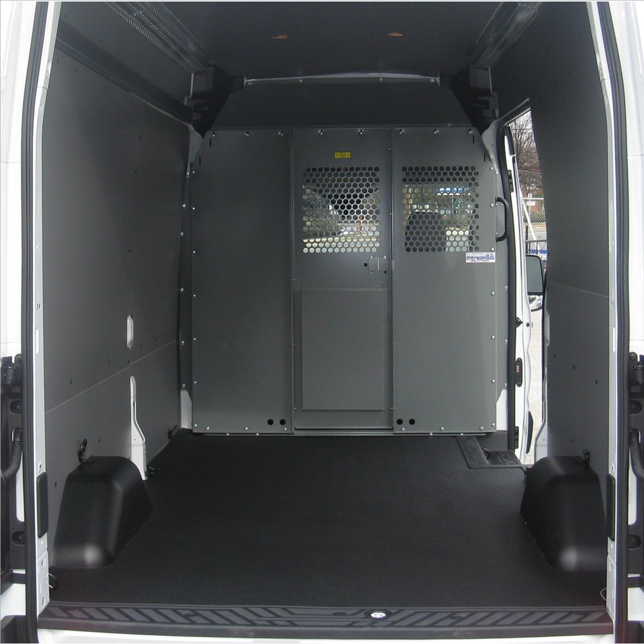 Ford Transit Partition S1m2c2pm By Adrian Steel U S