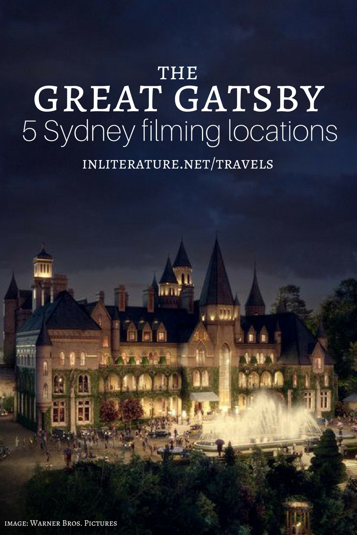 The Great Gatsby 5 Sydney Locations In Literature