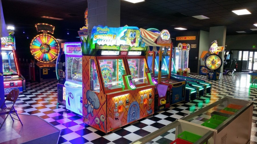Video Game Arcade with Ticket Redemption at Inman s in Valparaiso     Video Game Arcade w Ticket Redemption