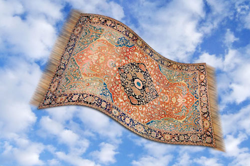 Riding the Magic Carpet   Inner Perspective Counseling You