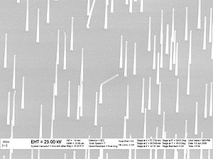 Growing Nanowires: European Research Paves Way for Faster, Smaller Microchips