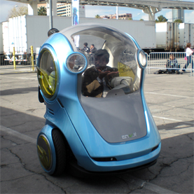Taking a Spin in the Future of Urban Transportation