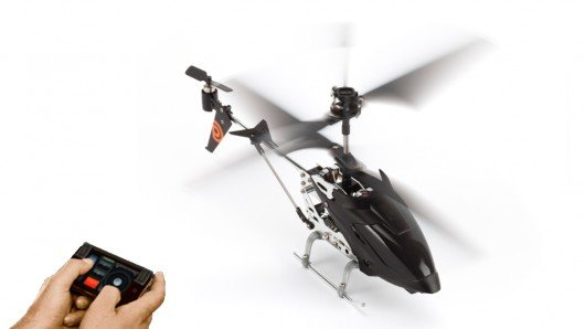 Griffin's HELO TC joins growing squadron of iDevice-controlled toy aircraft