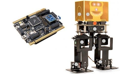 Freescale introduces sensor-laden humanoid robot platform for US$200