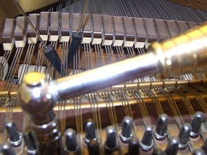 Invention may change tune of leaders in piano industry