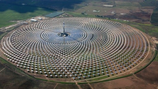 Gemasolar Concentrated Solar Power achieves key milestone - 24 hours of uninterrupted supply