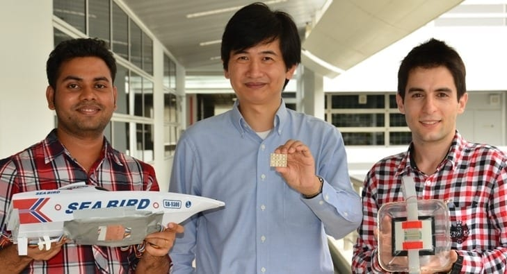 NTU's 'sense-ational' invention helps underwater vessels navigate with ease