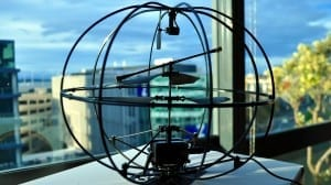 The Helicopter That Reads Your Brainwaves