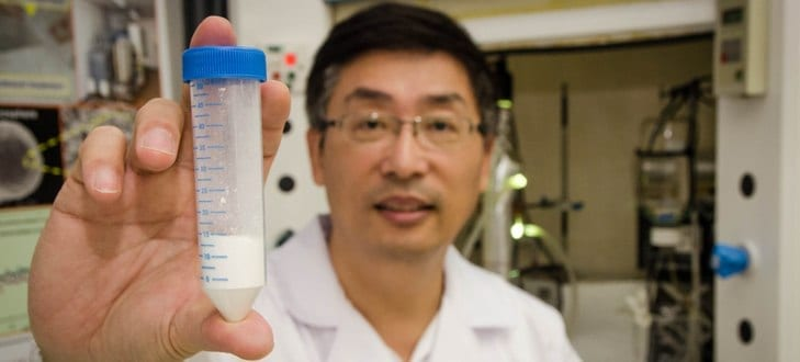 NTU scientist develops a multi-purpose wonder material to tackle environmental challenges