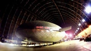 Aeroscraft dirigible airship prototype approaches completion