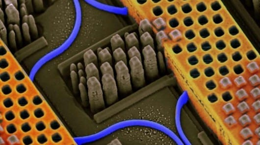 IBM integrates optics and electronics on a single chip